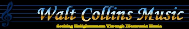Walt Collins Music Header Image